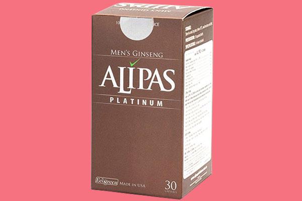 Sâm Alipas Platinum
