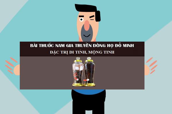 Bài thuốc nam của dòng họ Đỗ Minh