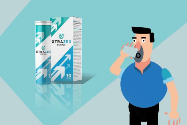 Viên sủi Xtrazex giúp chữa yếu sinh lý