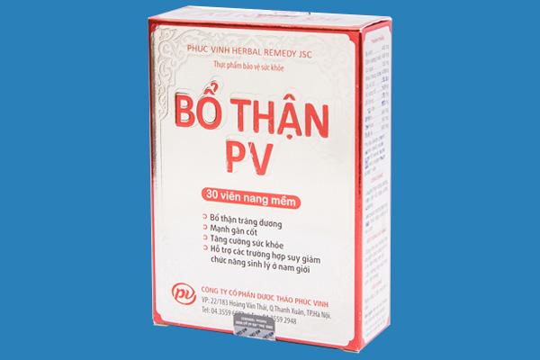 Bổ Thận PV là thuốc gì?