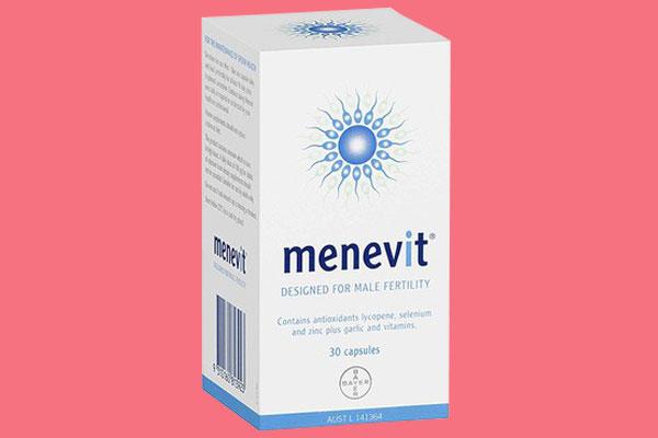 Menevit là thuốc gì?