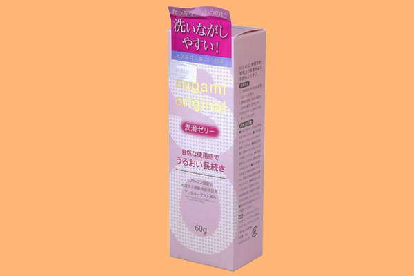 Lý do bạn nên chọn gel bôi trơn Sagami Original