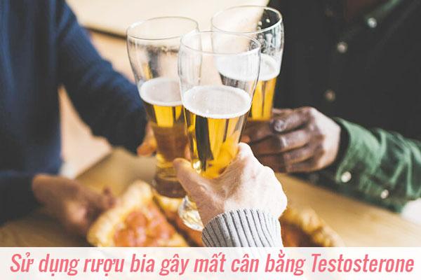 Nguyên nhân gây Testosterone thấp?