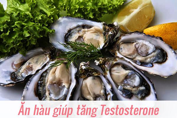 Cách ăn uống để tăng hormone Testosterone nam