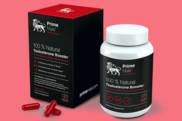 Một số loại thuốc tăng cường Testosterone: Prime Male