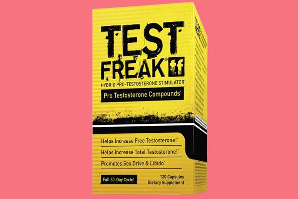 Một số loại thuốc tăng cường Testosterone: PharmaFreak Test Freak