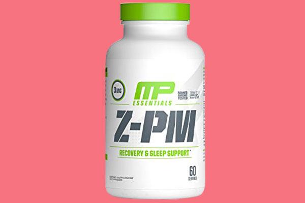 Một số loại thuốc tăng cường Testosterone: MusclePharm Z-Core PM