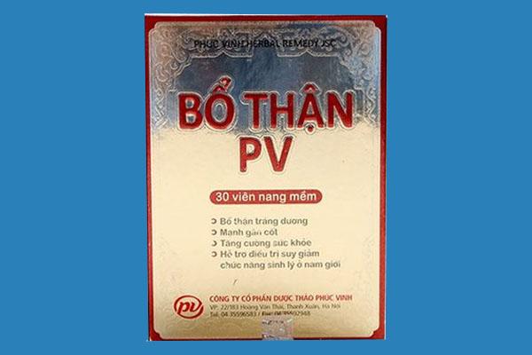 Bổ thận PV có tốt không?