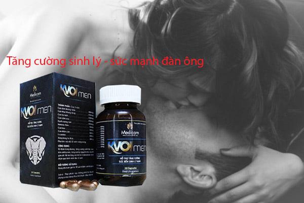 Công dụng đem lại của Kvoimen