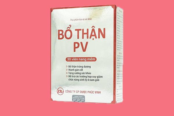 Bổ thận PV là gì?