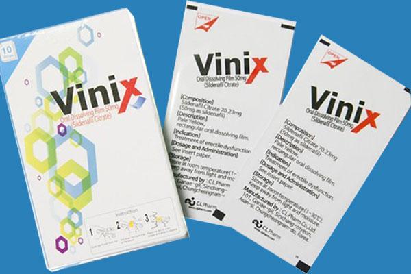 Tem ngậm Vinix là gì?