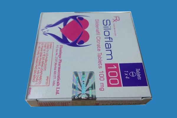 Tác dụng của Siloflam