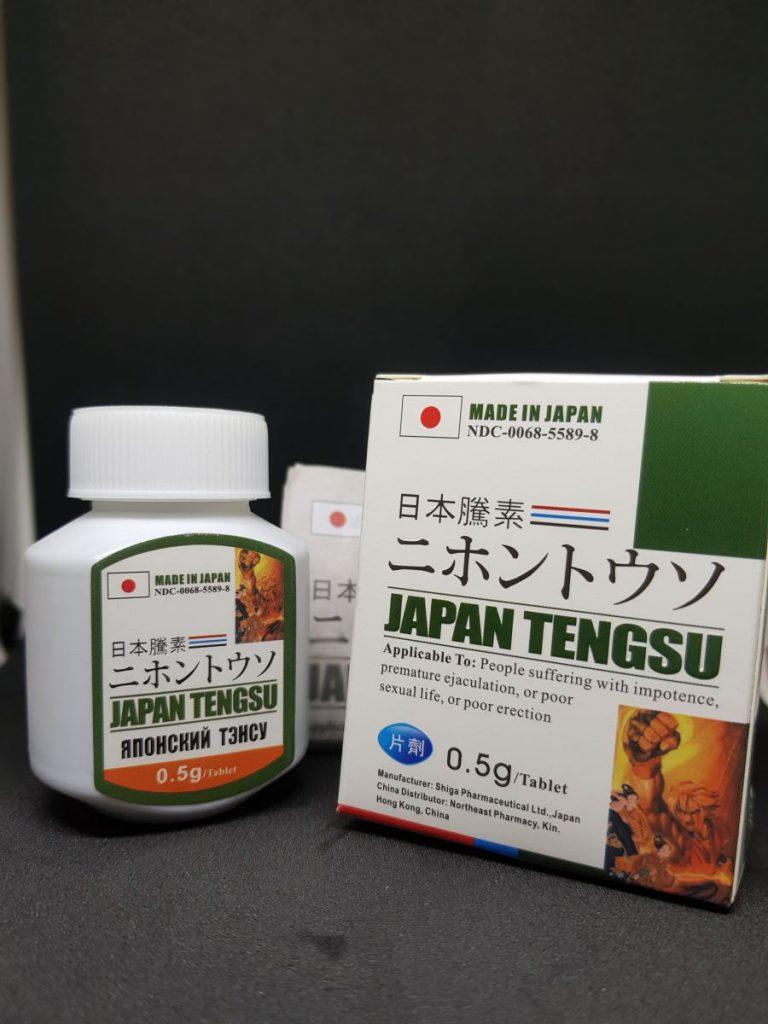 Thuốc Japan Tengsu có tốt không?