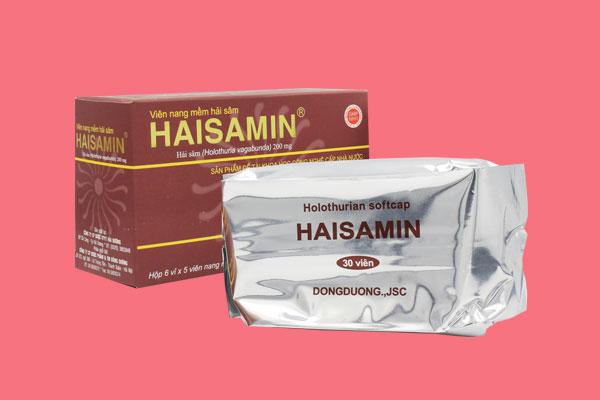 Minh họa: sản phẩm Haisamin