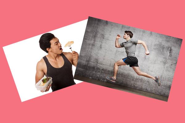 Chế độ ăn uống và vận động đóng vai trò chính trong cải thiện sinh lý nam giới