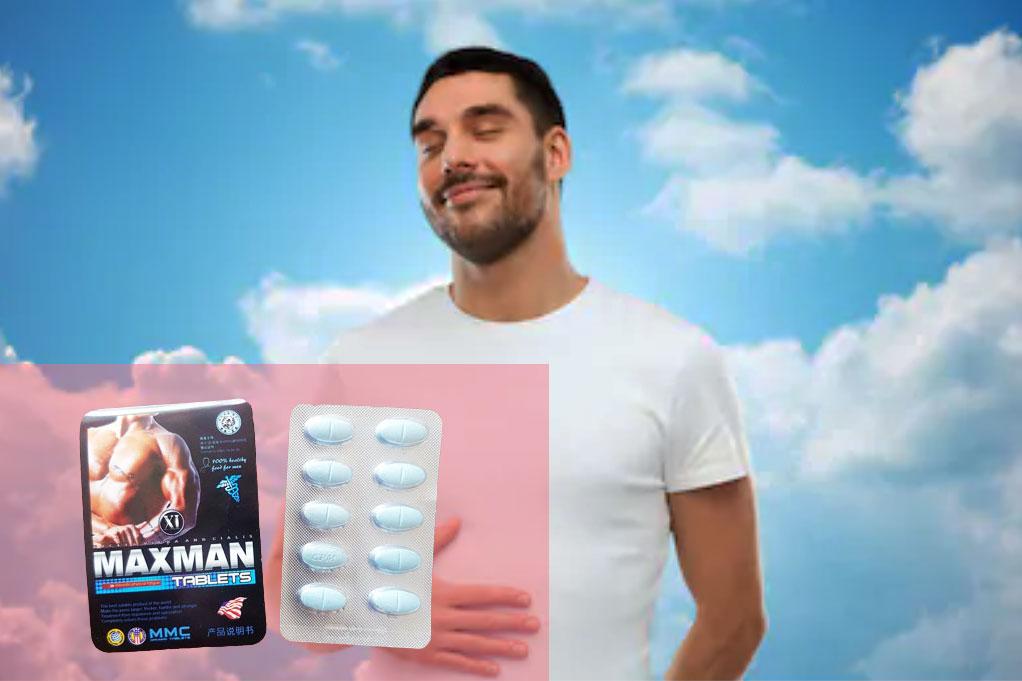 Maxman: giải pháp hữu cho nỗi lo sinh lý của các quý ông
