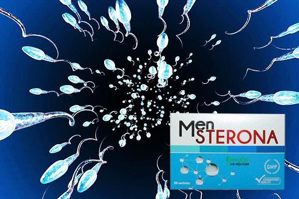 Công dụng của thuốc Mensterona