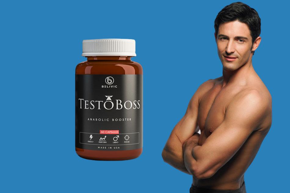 Thuốc Testoboss có tác dụng gì?