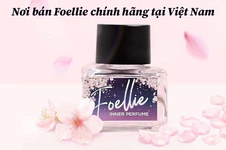 Nơi bán Foellie chính hãng tại Việt Nam