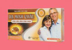 Thực phẩm bảo vệ sức khỏe Dạ Minh Châu
