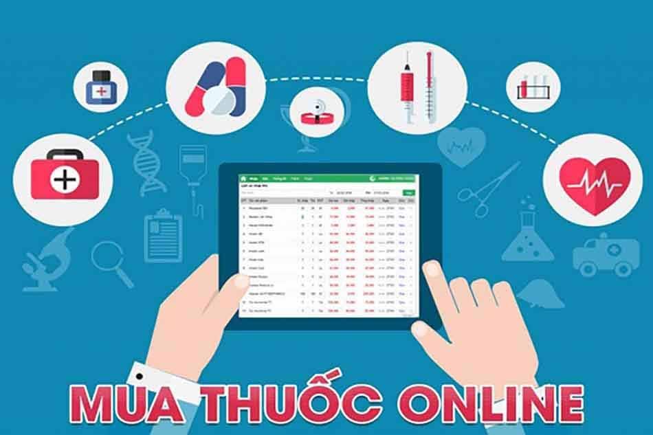 Đặt mua thuốc online 24/7